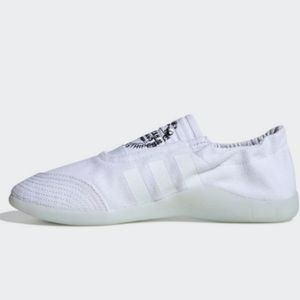 NWT Adidas Womens Taekwondo White Sneakers